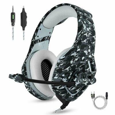ONIKUMA  Auriculares Gaming Camuflaje K1-8 3.5MM