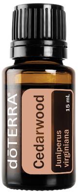 Cedru - Cedarwood