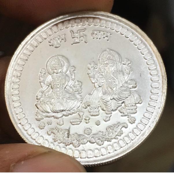 10 Gram Silver Coin