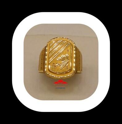 Couple's Nest Gold Ring