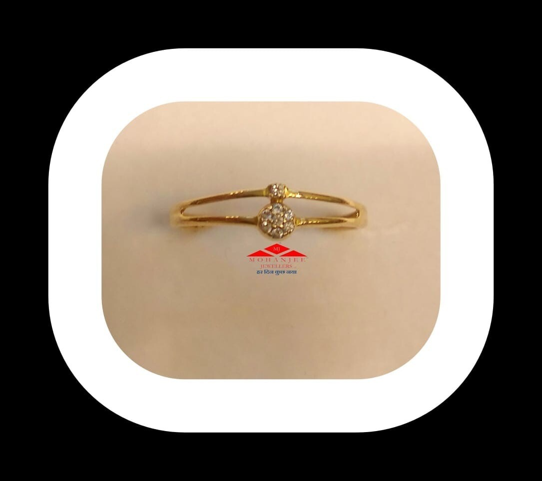 Serendipity Gold Ring