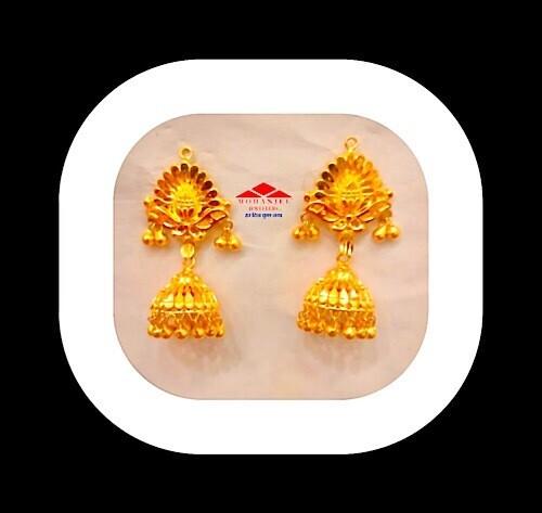 Laxmi Gold Jhumki