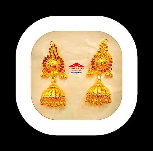 Priya Gold Jhumki