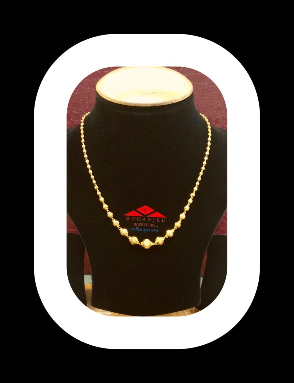 Matarmala Gold Chain