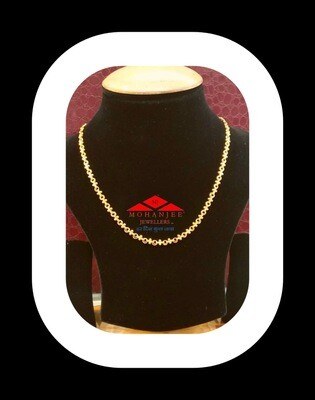 Entangled Us Gold Chain
