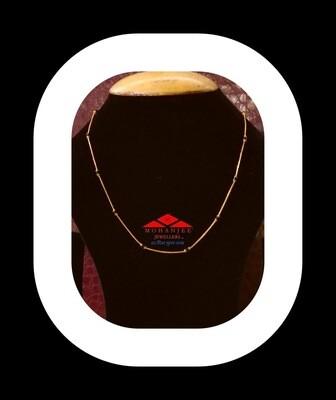 Mangal Beads Gold Chain