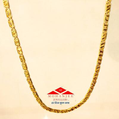Nawabi Gold Chain