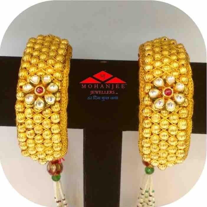 Rajji Gold Paunchi / Ponchi