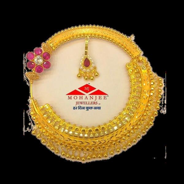 Shivani Gold Nath
