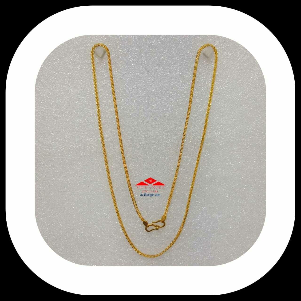 Elegance Gold Chain