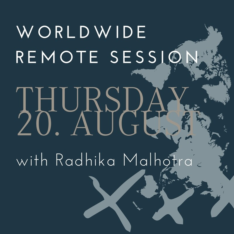 20. August 2020 (Worldwide Remote Session)