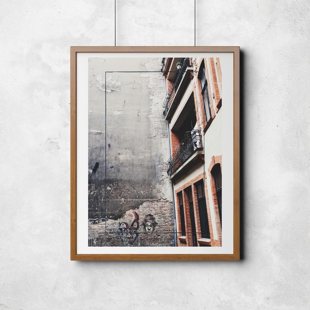 Backyard (Poster Edition 2021/1)