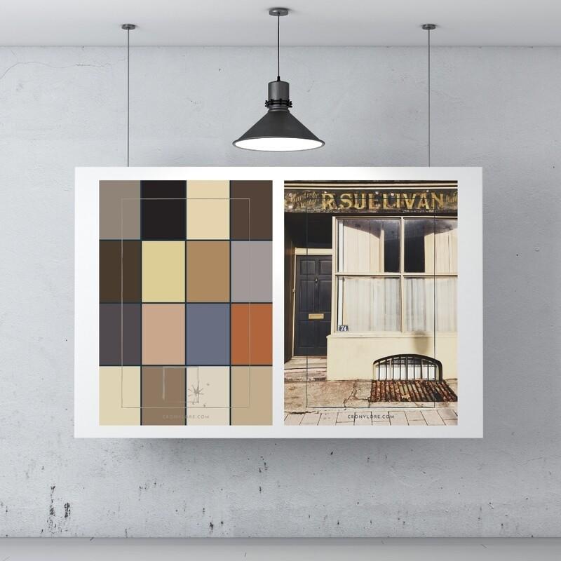 Sullivan + Colour Palette (Poster Edition 2021/1)