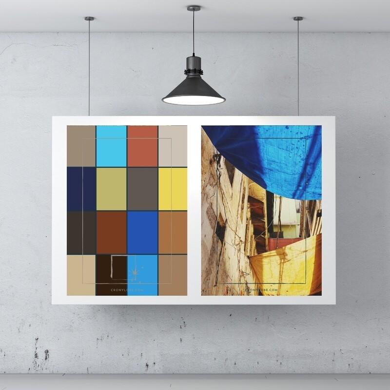 Light + Colour Palette (Poster Edition 2021/1)