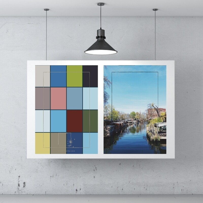 Water + Colour Palette (Poster Edition 2021/1)