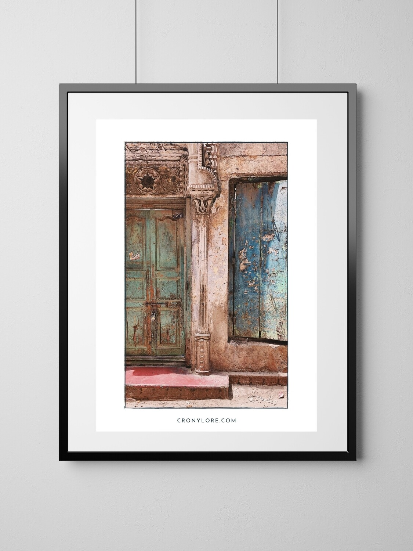 Entrance (Art Poster, Instant Download)