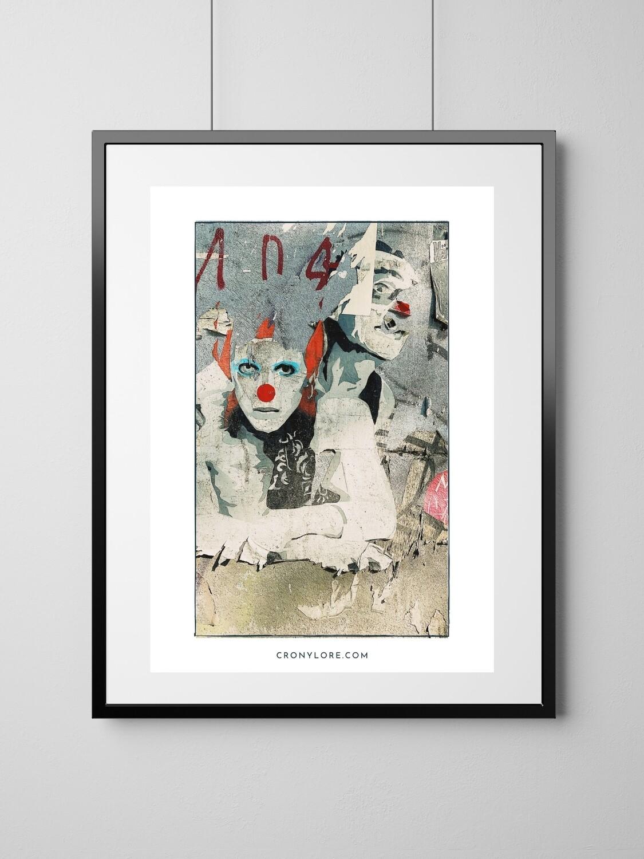Bowie (Art Poster, Instant Download) + Exclusive Bonus E-Workbook