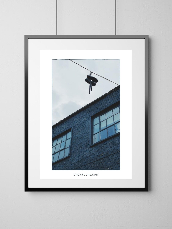 Shoes (Art Poster, Instant Download) + Exclusive Bonus E-Workbook