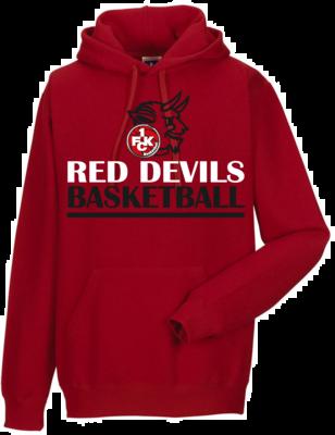 Hoodie Red Devil
