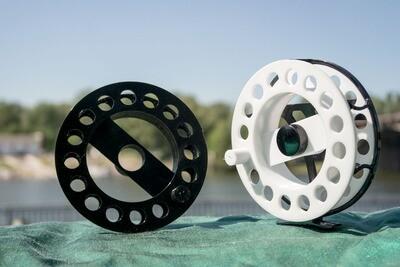Plastic spool Loop speedrunner