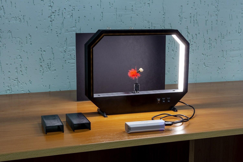 "Photography system v2.0 ""BIG Flies Photo Gadget"""