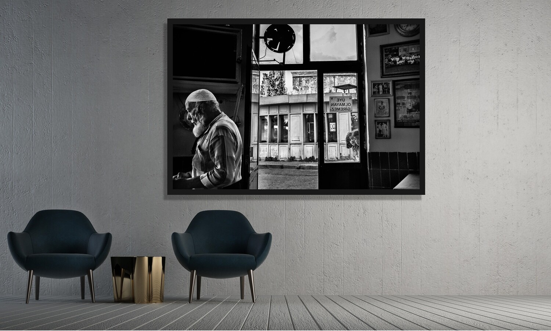 Fener Istanbul 2019/ Print  Hahnemuhle FineArt Baryta numbered series 1/50