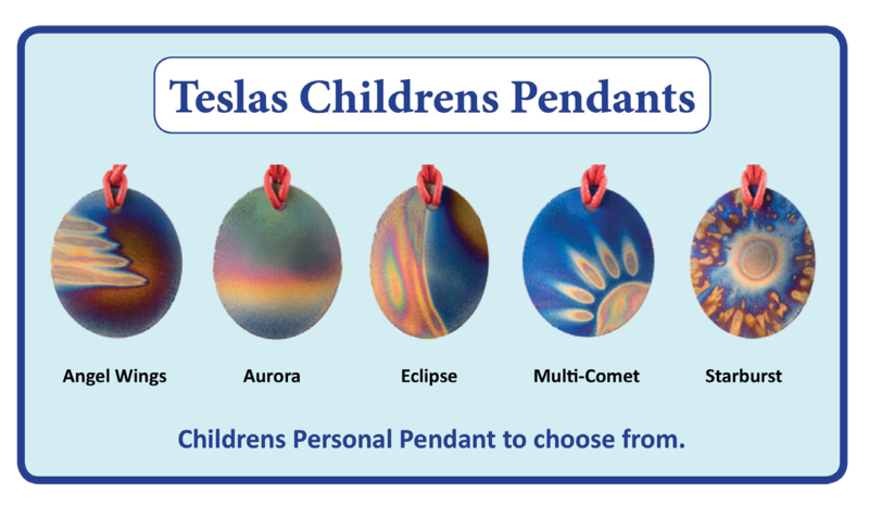 Tesla Pendant Child