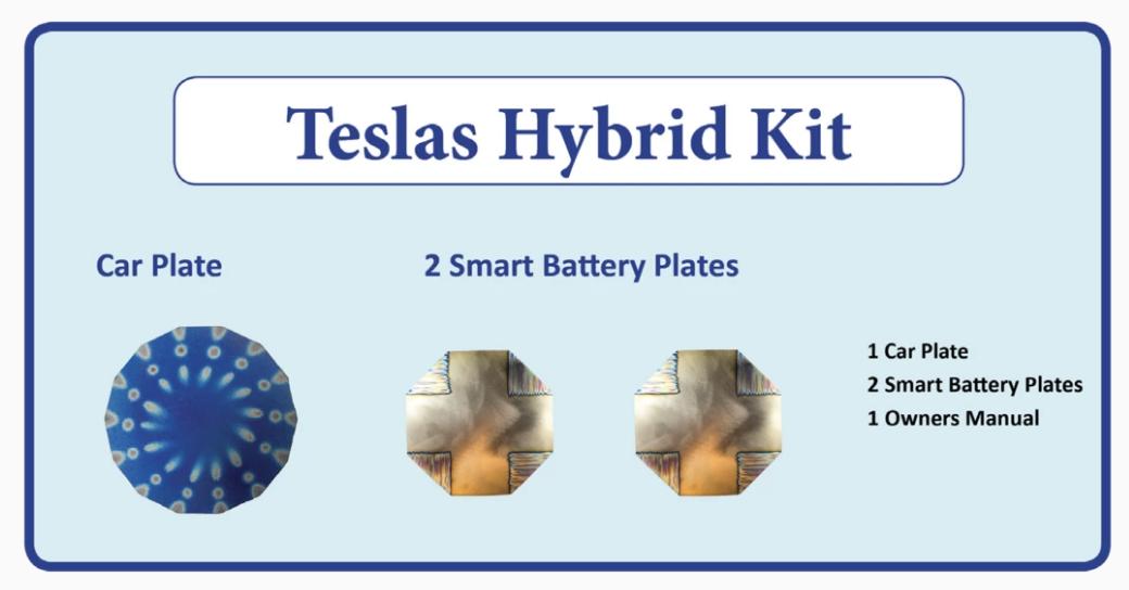 Hybrid Car Kit