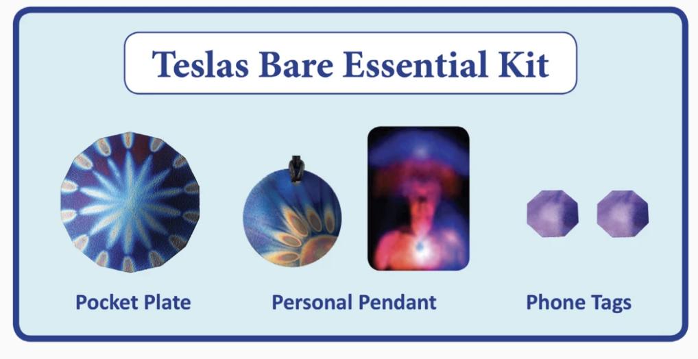 The Teslas Bare Essential Kit