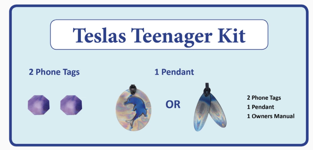 The Teslas Teenager Kit