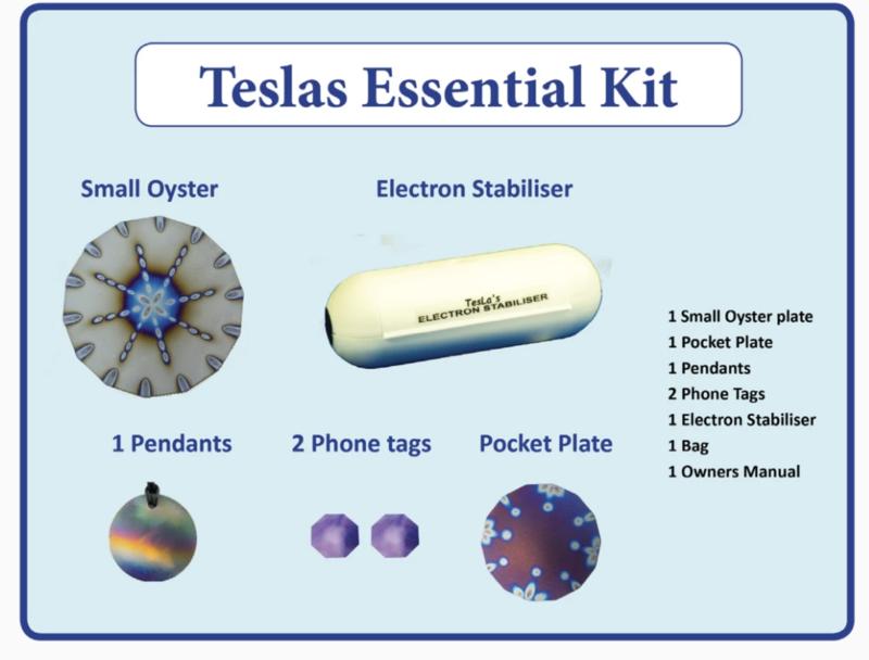 The Teslas Essentials Kit