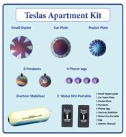 The Teslas Apartment Kit