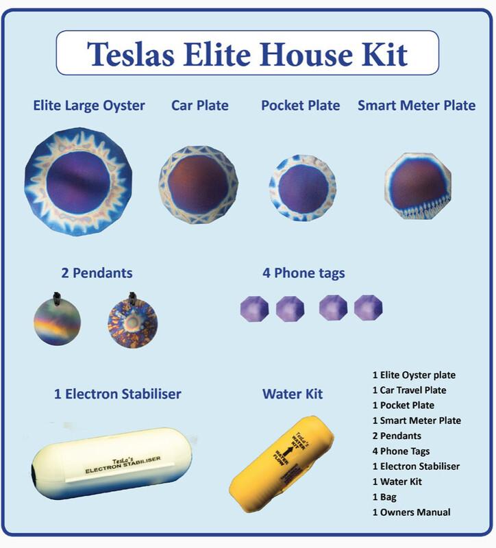 The Teslas Elite House Kit