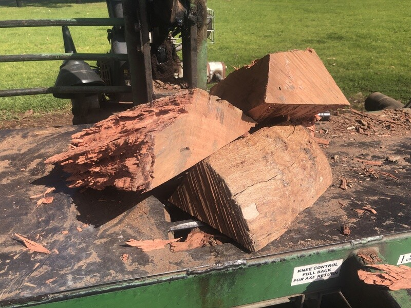 Red Gum 3 Tons