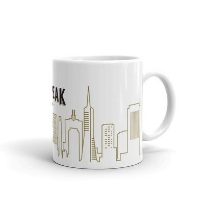 GP Skyline Icon Mug