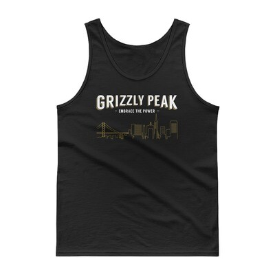 GP Skyline Icon Front Tank top