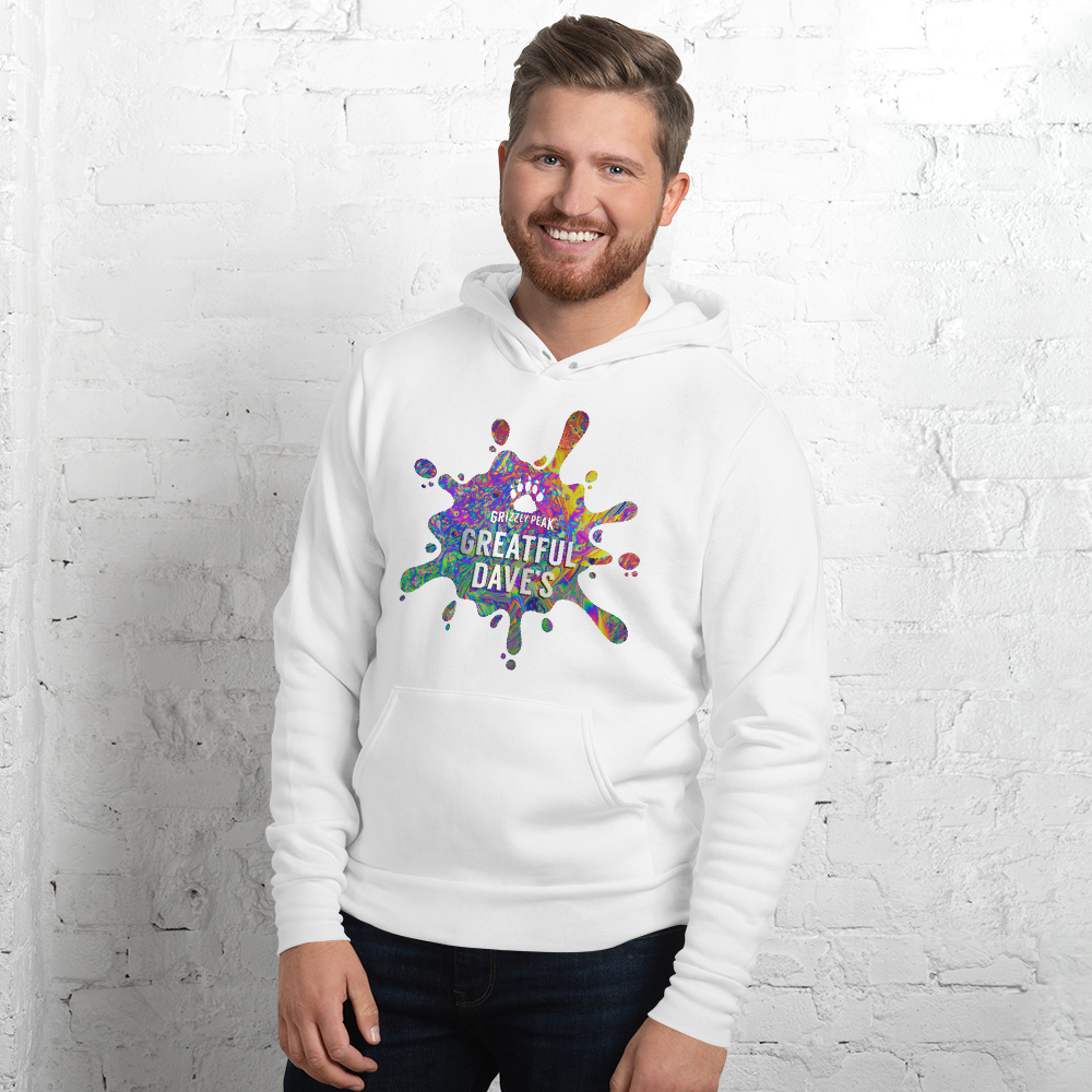 Greatful Dave's Unisex hoodie