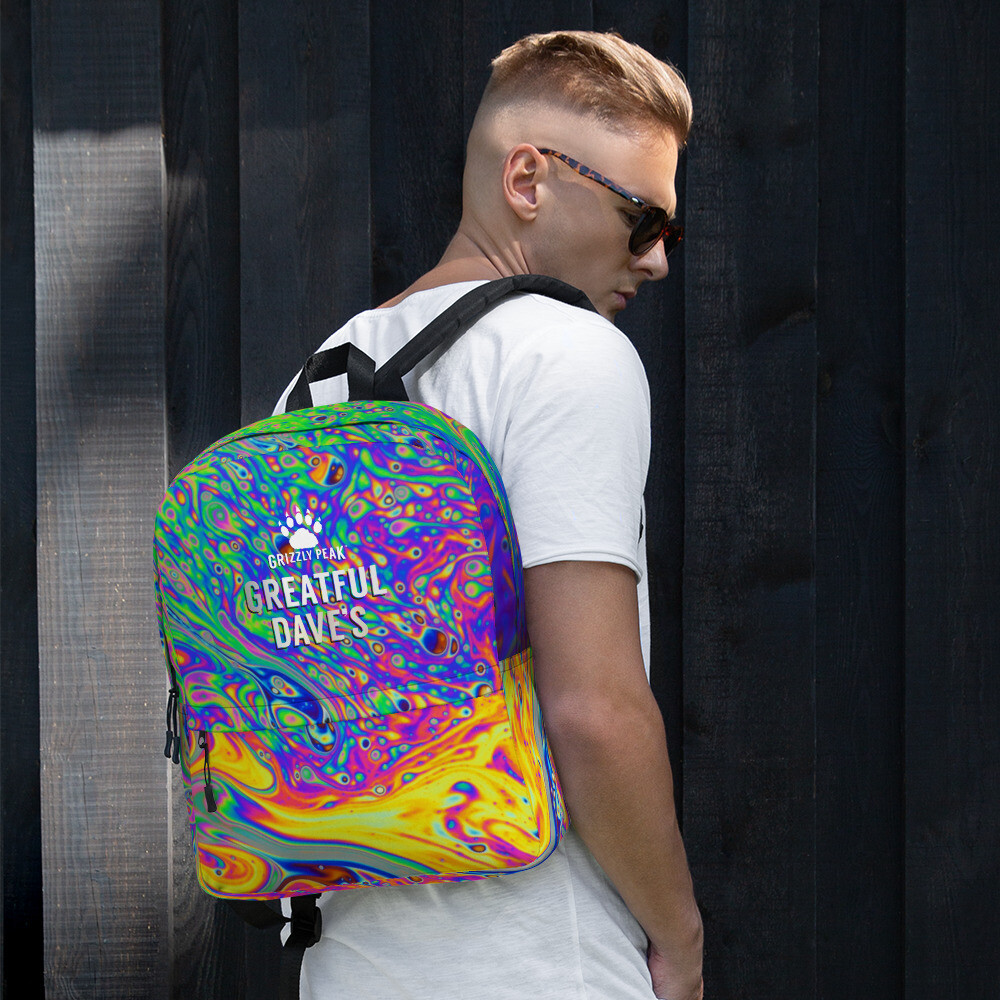 Greatful Dave's Backpack