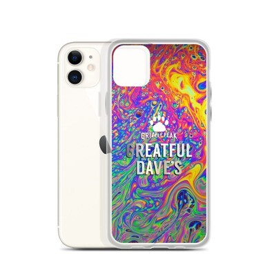 Greatful Dave's iPhone Case