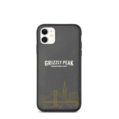 Grizzly Peak Biodegradable Phone Case