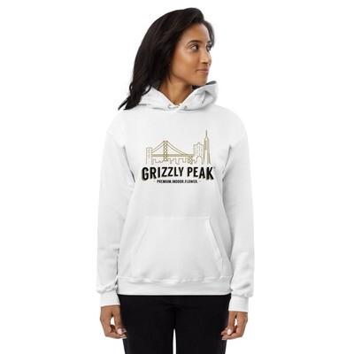 Grizzly Peak Unisex Fleece Hoodie