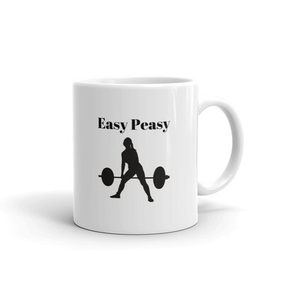 Easy Peasy Mug
