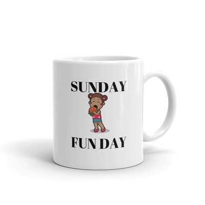 Sunday Fun Day Mug
