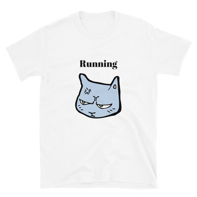 Running Short-Sleeve Unisex T-Shirt