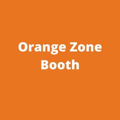 Orange Zone Booth