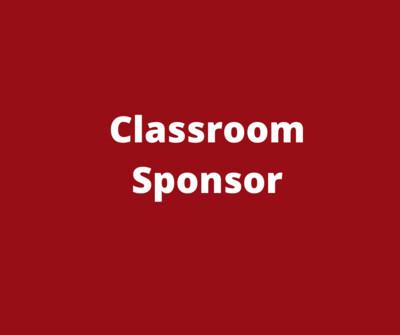 Classroom Sponsor