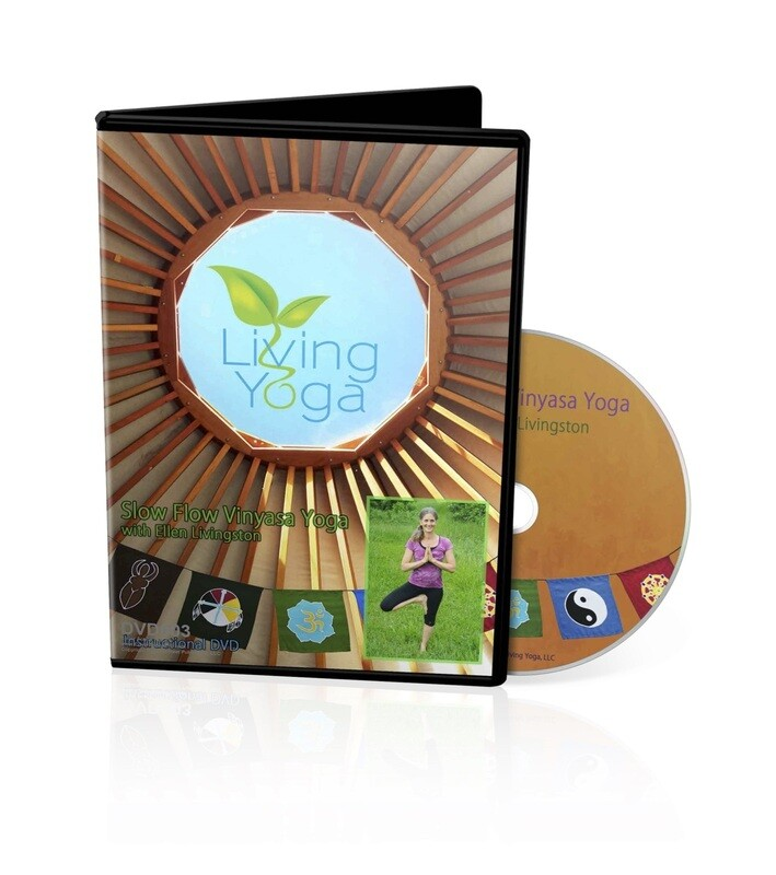 Slow-Flow Vinyasa Yoga - DVD
