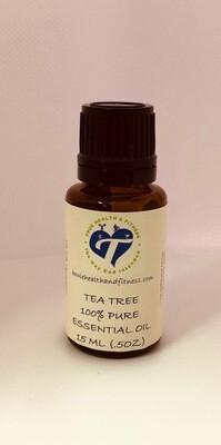Tea Tree 100% Pure Essential Oil