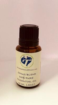 Sinus Blend 100% Essential Oils