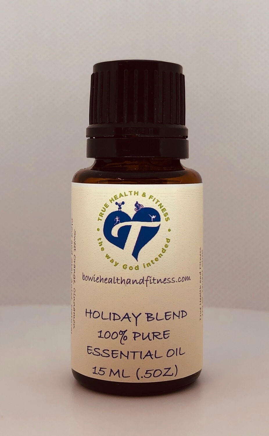 Holiday Blend of 100% Pure Essential Oils
